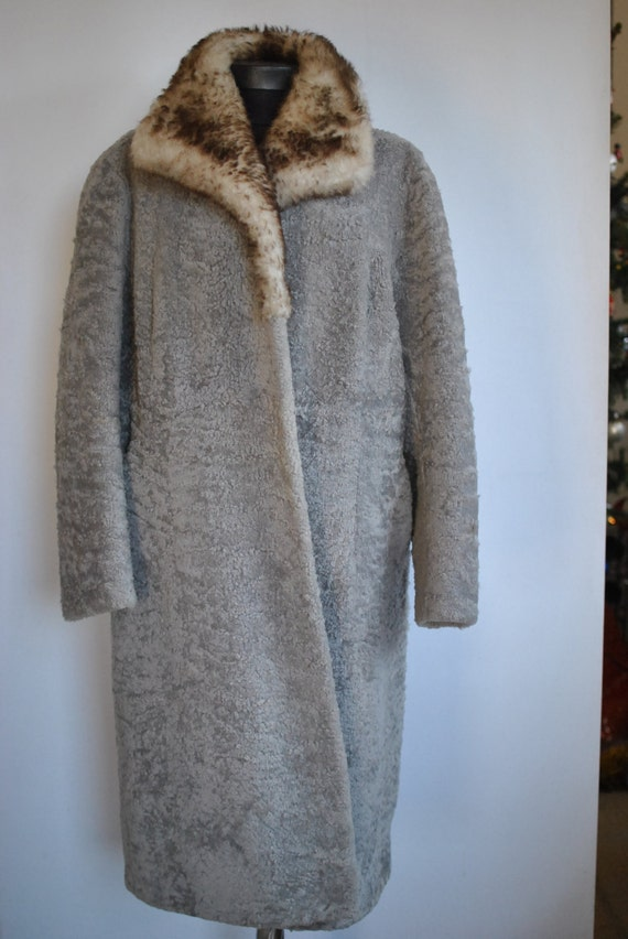 LAMB length fur Deborah coat 296 COAT for Vintage FUR Reserve full qwHatB0w8