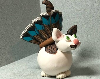 """COSTUMED CRITTERS miniatures, on Larger 1"""" marbles....or regular..."""
