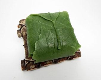 Leaf Wrap Soap - Choose your Scent