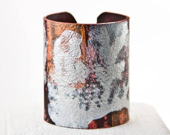 Gift Leather Cuffs, Leather Jewelry, Leather Bracelets, Leather Wrist Bands for Women
