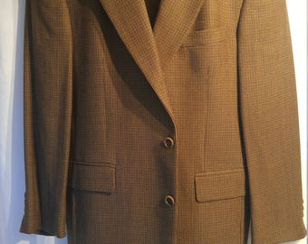 Beautiful Evan Picone 3-Button Wool Sportcoat (42R)