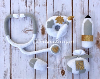 Felt Doljabi {5 Item Bundle}