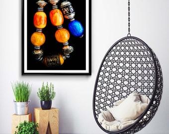 Photographie Fine Art - Colliers Marocains - Maroc
