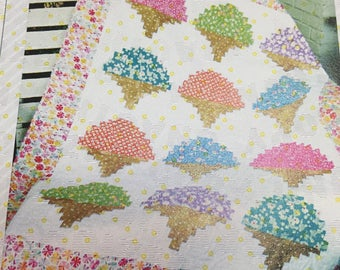 Ice Cream Cones Quilt Pattern
