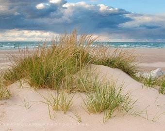 Manistee Beach View - Michigan Photography