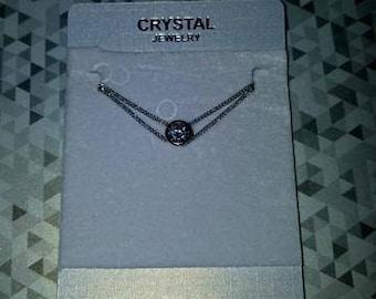 Swarovski Crystal Anklet