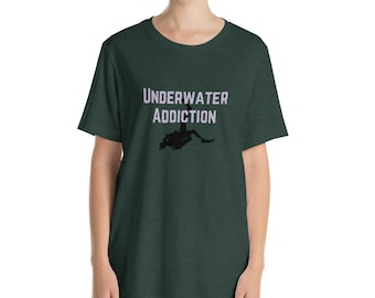 Underwater Addiction T-Shirt (5 Colors)