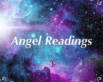 Angel Reading, Angel Intuitive Reading, Psychic, Psychic Reading, Spiritual, Archangel, Guardian Angel, Psychic Medium, Tarot Reading