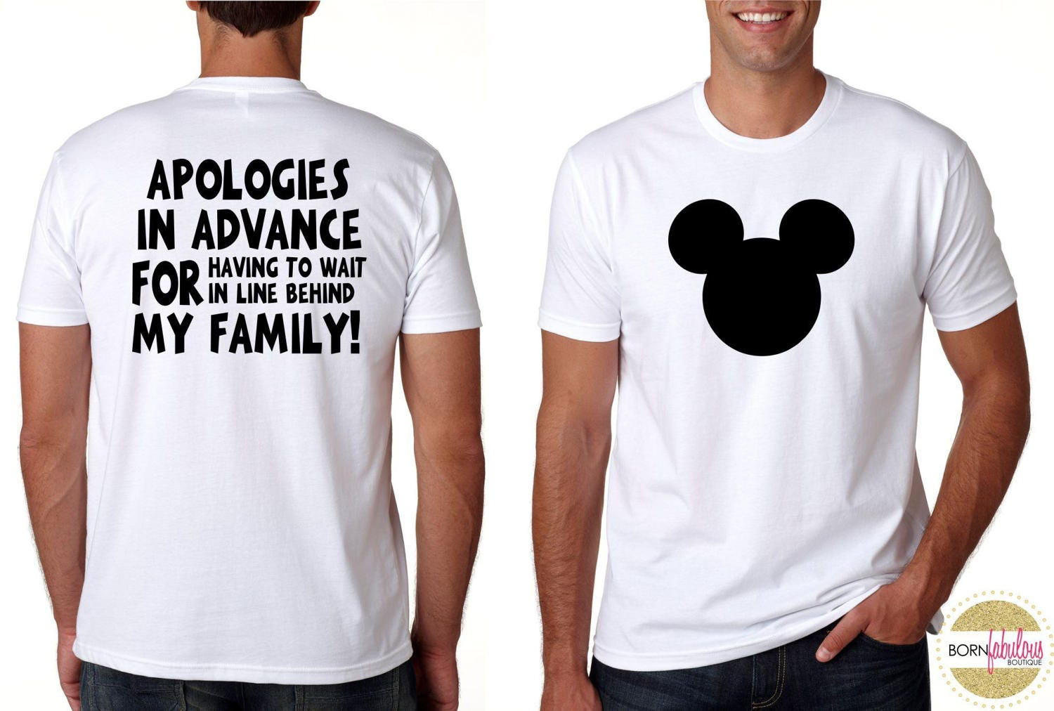 Dad Disney Family Shirts Disney Land Disney World Family