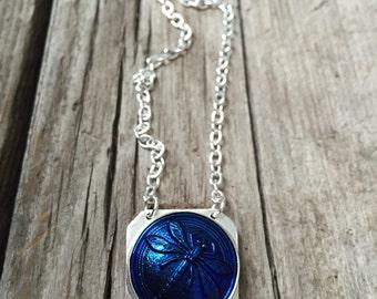 Cobalt Dragonfly