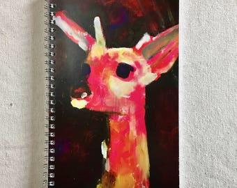 DEER DREAMS Art Notebook