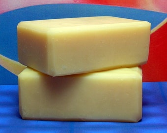 Unscented All Natural Goats Milk Soap