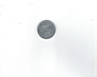 michael jordan upper deck coin