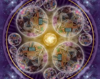 Behind Mind Mandala