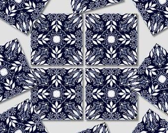 Floor Tile Stickers Etsy