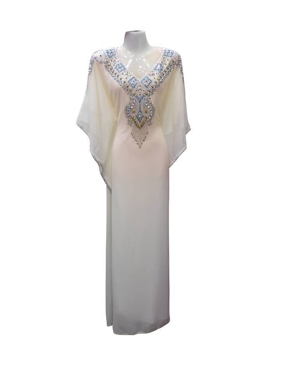 fancy kaftans sale jalabiya Wedding earings very abaya Dubai Ladies gown on abaya Dress Maxi dubai EW65nqw