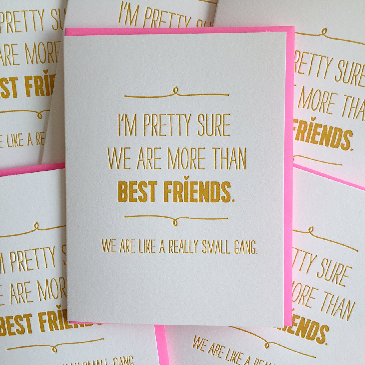 Best friend card best friend birthday card we are like a zoom kristyandbryce Choice Image