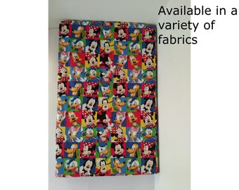 Change pad cover - Disney theme cover-Mickey mouse cover-Minnie mouse cover - Mickey Mouse and Donald Duck theme cover-Donald duck cover