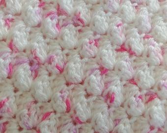 Handmade Crotcheted Blanket
