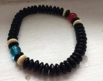 Popular and Trendy Unisex Liberty and balance bracelet. Trendy Men and Woman Balance bracelet, handmade Balance Bracelet