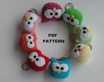 Crochet Amigurumi Keychain Free Pattern : Grumpy cat amigurumi crochet pattern for keychain from tinyalchemy
