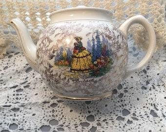 Sadler Lady Teapot