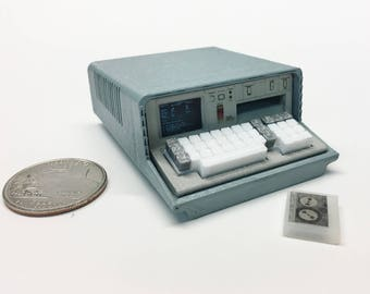 Mini IBM 5100 - 3D Printed!