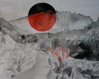 A Bleak Paradise 04, Limited edition prints