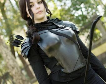 Hunger Games inspired by KATNISS - Mockingjay Armor Cosplay Costume EVA Foam