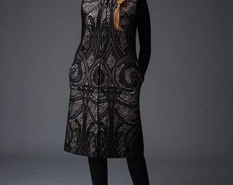 coat sleeveless. stock