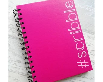 A5 Hardback Quote Notebook