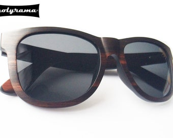 Polyrama Ebony Polarized Sunglasses