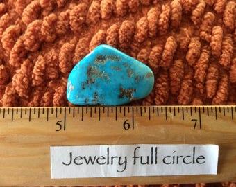 Arizona Blue Turquoise Cabochon
