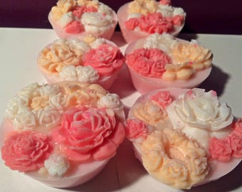 Enchanted garden wax pies