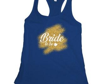 Bride Tank Top Bride To Be Tank Top Bachelorette Party Tank Tops