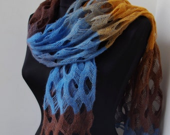 Knit Infinity Scarf, Scarf, Knit Winter Scarves, Womens Knit Scarf, Knit Scarves, Knit Scarf, Infinity Knit Scarf, Scarfs