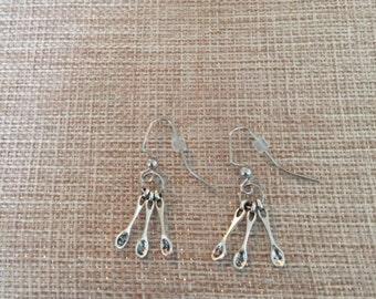 Mini Spoonie Earrings