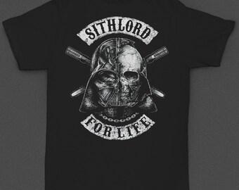 "Vader ""Sithlord for Life"" Tshirt"