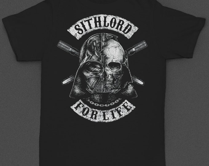 "Vader ""Sithlord for Life"" Tshirt"