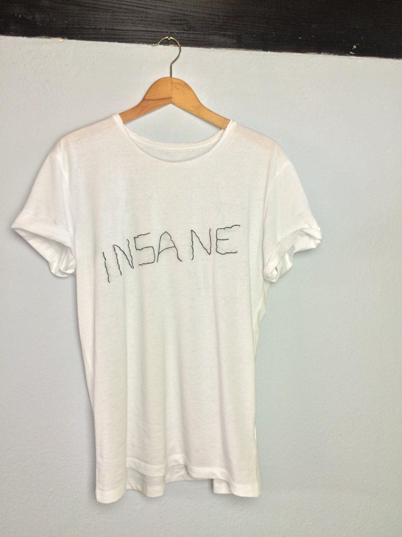 Insane (Tshirt bestickt) j3gSMcYHF