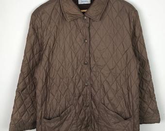 Vintage!!! Jantzen Jacket Full Buttons Double Pockets