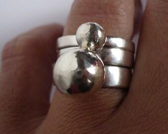 stacking balls ring