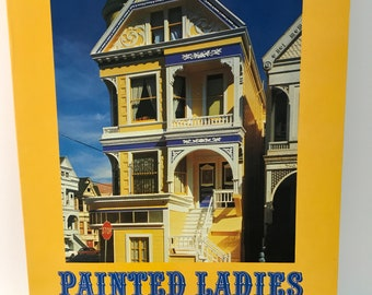Painted Ladies Book