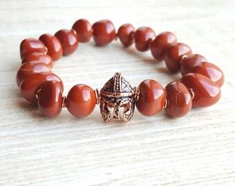 Vikings Bracelet  FREE US SHIPPING  Sunstone Bracelet Nordic Jewelry vikings fashion warrior bracelet nordic bracelet