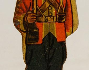 Tin Litho Sikh by Marx Toys
