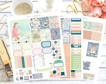 Lazy Weekend: Printable Planner Stickers