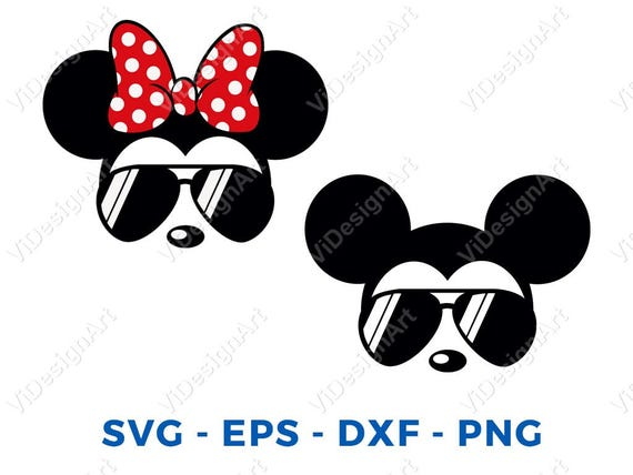 Mickey Mouse With Sunglasses Svg Free - Bitterroot Public Library
