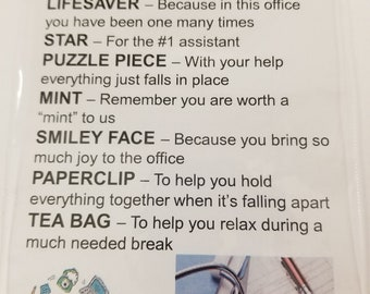 Medical Office Assistant Survival Kit