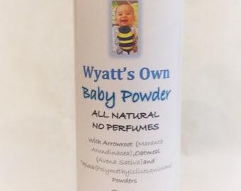 All Natural Baby Powder