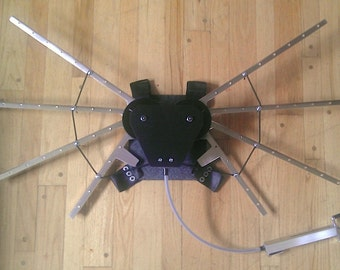 Easy Mod - Pull Cord Mechanical Wings